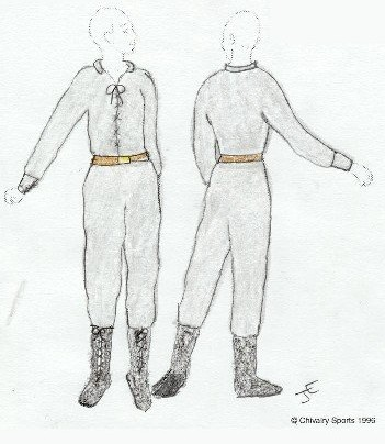 Male Costume by Jessica Ebert